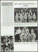 1984 Taylor High School Yearbook Page 100 & 101
