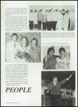 1984 Taylor High School Yearbook Page 106 & 107