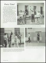 1984 Taylor High School Yearbook Page 110 & 111