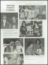 1984 Taylor High School Yearbook Page 116 & 117