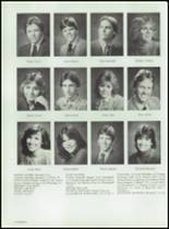 1984 Taylor High School Yearbook Page 118 & 119