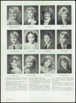 1984 Taylor High School Yearbook Page 124 & 125