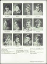 1984 Taylor High School Yearbook Page 126 & 127