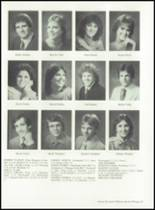 1984 Taylor High School Yearbook Page 128 & 129