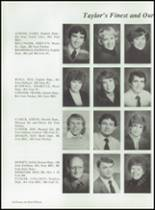 1984 Taylor High School Yearbook Page 134 & 135