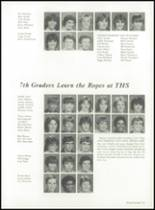 1984 Taylor High School Yearbook Page 156 & 157