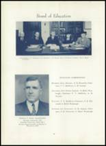 1943 Hornell High School Yearbook Page 14 & 15