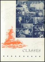1943 Hornell High School Yearbook Page 18 & 19