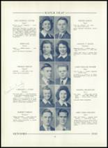 1943 Hornell High School Yearbook Page 26 & 27