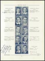 1943 Hornell High School Yearbook Page 32 & 33