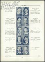 1943 Hornell High School Yearbook Page 40 & 41