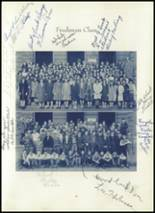 1943 Hornell High School Yearbook Page 46 & 47