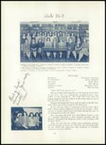1943 Hornell High School Yearbook Page 54 & 55