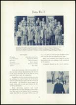 1943 Hornell High School Yearbook Page 56 & 57