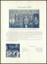 1943 Hornell High School Yearbook Page 58 & 59