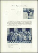 1943 Hornell High School Yearbook Page 60 & 61