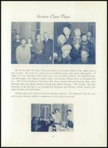 1943 Hornell High School Yearbook Page 62 & 63