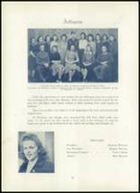 1943 Hornell High School Yearbook Page 72 & 73