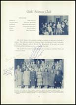 1943 Hornell High School Yearbook Page 74 & 75
