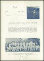 1943 Hornell High School Yearbook Page 84 & 85