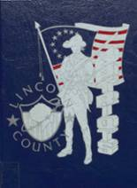 1981 Yearbook Lincoln County High School