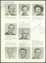 1960 Wilton High School Yearbook Page 12 & 13