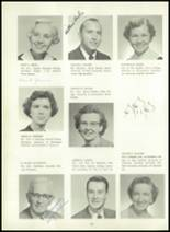 1960 Wilton High School Yearbook Page 14 & 15