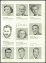 1960 Wilton High School Yearbook Page 16 & 17