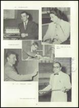 1960 Wilton High School Yearbook Page 18 & 19