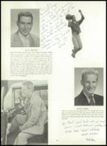 1960 Wilton High School Yearbook Page 22 & 23