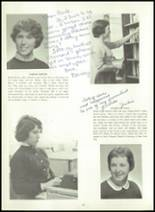 1960 Wilton High School Yearbook Page 24 & 25