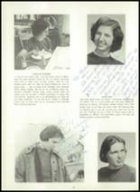 1960 Wilton High School Yearbook Page 26 & 27