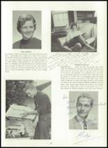 1960 Wilton High School Yearbook Page 28 & 29