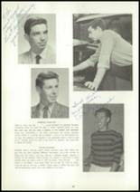 1960 Wilton High School Yearbook Page 30 & 31