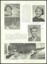 1960 Wilton High School Yearbook Page 34 & 35