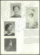 1960 Wilton High School Yearbook Page 36 & 37