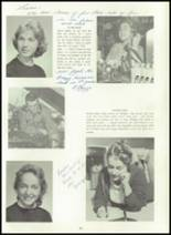 1960 Wilton High School Yearbook Page 38 & 39