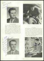 1960 Wilton High School Yearbook Page 42 & 43
