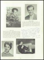 1960 Wilton High School Yearbook Page 50 & 51