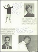 1960 Wilton High School Yearbook Page 52 & 53
