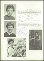 1960 Wilton High School Yearbook Page 54 & 55