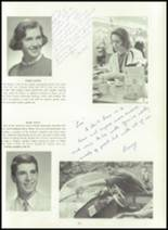 1960 Wilton High School Yearbook Page 56 & 57