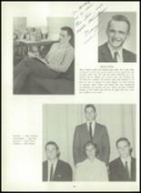 1960 Wilton High School Yearbook Page 58 & 59