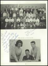 1960 Wilton High School Yearbook Page 68 & 69