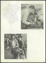 1960 Wilton High School Yearbook Page 70 & 71