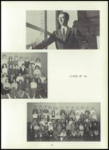 1960 Wilton High School Yearbook Page 80 & 81