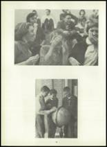 1960 Wilton High School Yearbook Page 82 & 83