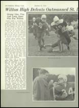 1960 Wilton High School Yearbook Page 86 & 87