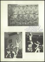 1960 Wilton High School Yearbook Page 94 & 95