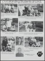 1997 Upton High School Yearbook Page 72 & 73